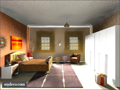 african home decor bedroom