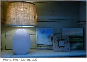 tips for interior decorating lamp and photos