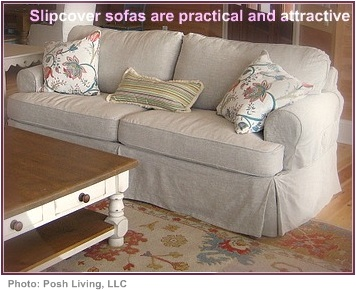 decorating for kids slipcover sofa