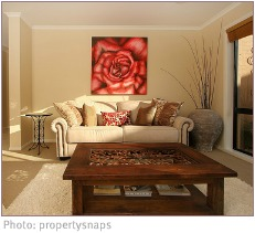 Learn The Ideal Spacing In Your Decorating By