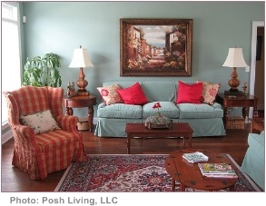 tips for interior decorating formal balance
