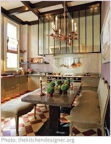 DIY interior decorating movement with different elements