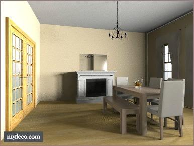 standard dining room