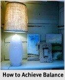 tips for interior decorating balance