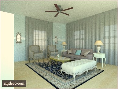 victorian decor living room